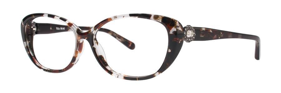 Vera Wang SESKA Tortoise Eyeglasses Size52-14-133.00