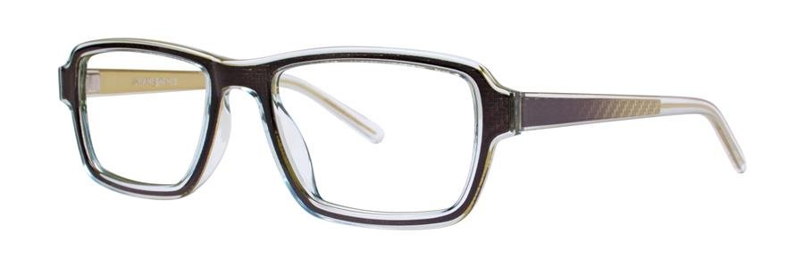 Jhane Barnes SET Graphite Eyeglasses Size53-19-140.00