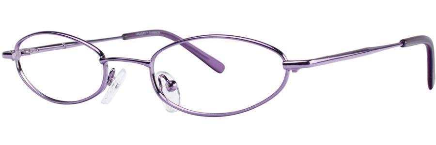 Gallery SHANNON Lavender Eyeglasses Size46-18-130.00