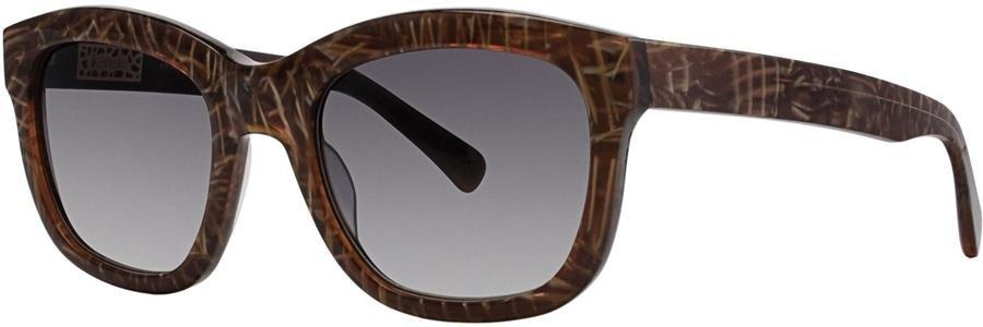 kensie SHATTER ME Brown Sunglasses Size52-21-143.00