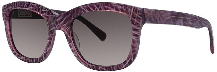 kensie SHATTER ME Pink Sunglasses Size52-21-143.00