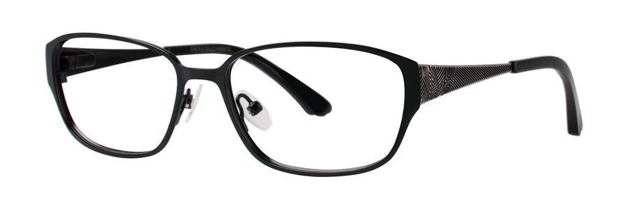 Dana Buchman SIMZA Black Eyeglasses Size50-15-135.00