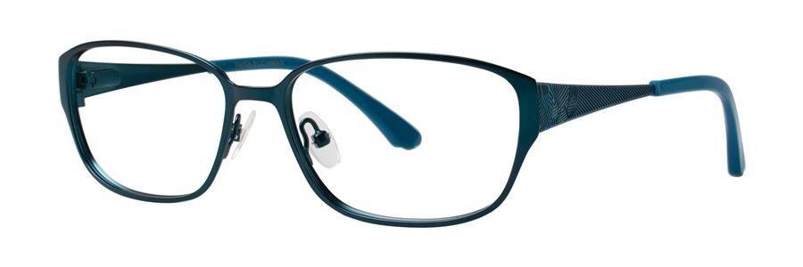 Dana Buchman SIMZA Teal Eyeglasses Size50-15-135.00