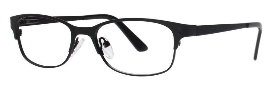 Gallery SOLO Black Eyeglasses Size45-17-130.00