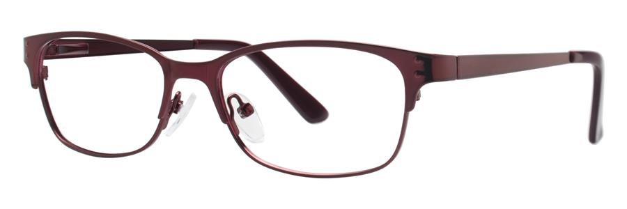 Gallery SOLO Burgundy Eyeglasses Size47-17-135.00