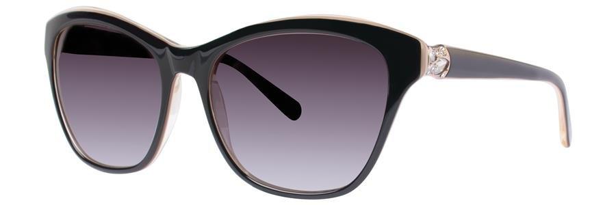 Vera Wang SORA Black Sunglasses Size57-17-135.00