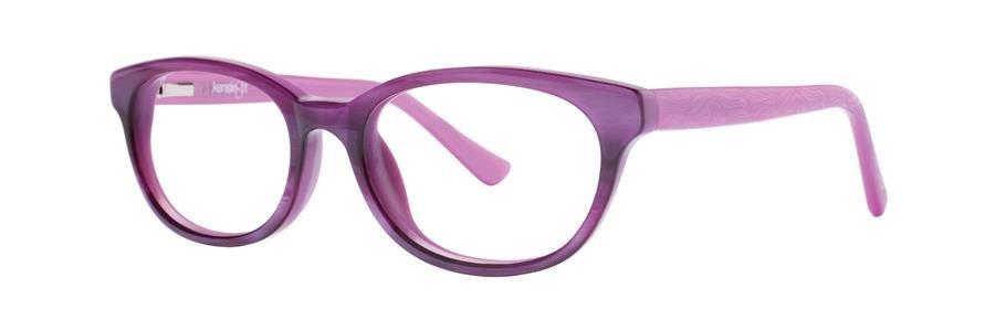 kensie STAR Lavender Eyeglasses Size46-15-125.00