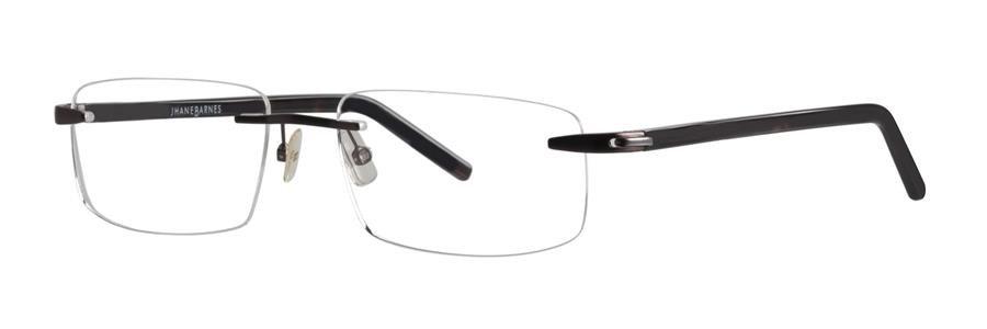 Jhane Barnes SUBSET 13 Brown Eyeglasses Size56-18-145.00