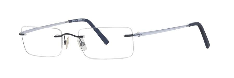 Jhane Barnes SUBSET 15 Navy Eyeglasses Size52-19-140.00