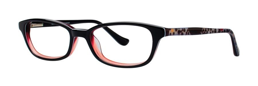 kensie SUMMER Black Eyeglasses Size48-17-130.00