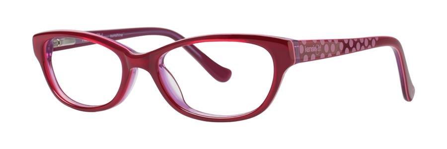 kensie SUNSHINE Red Eyeglasses Size47-14-125.00