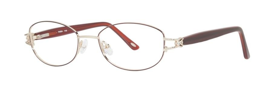 Timex T185 Ruby Eyeglasses Size50-18-132.00