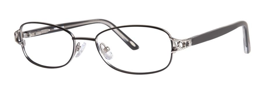 Timex T186 Black Eyeglasses Size52-17-135.00