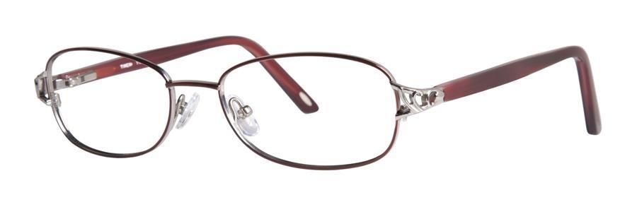 Timex T186 Merlot Eyeglasses Size52-17-135.00