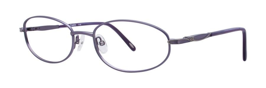 Timex T196 Lilac Eyeglasses Size52-17-130.00