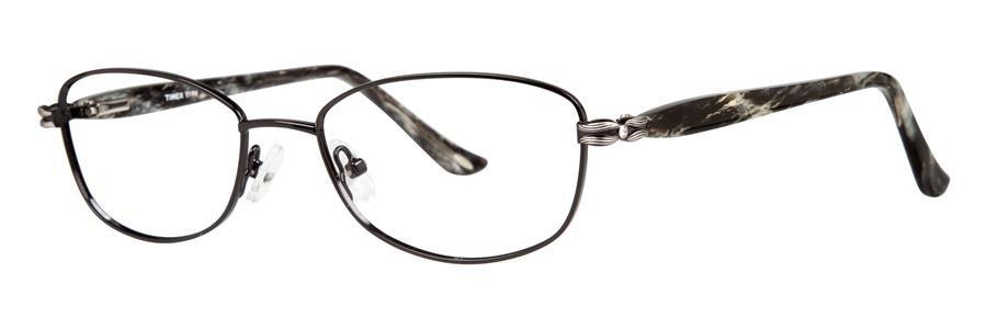 Timex T198 Black Eyeglasses Size52-17-135.00