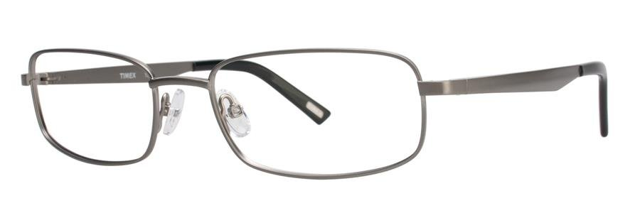 Timex T257 Pewter Eyeglasses Size54-18-137.00
