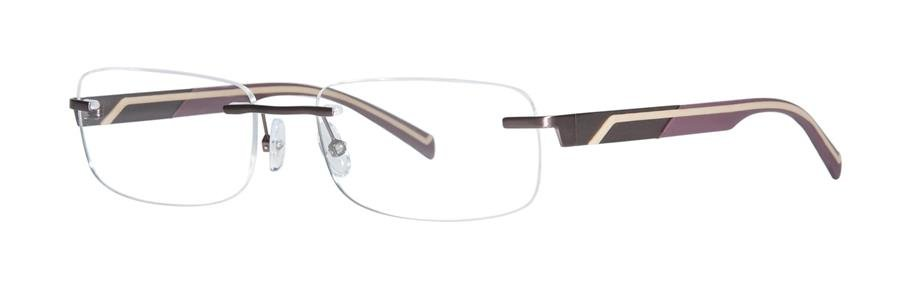 Timex T260 Brown Eyeglasses Size55-17-140.00