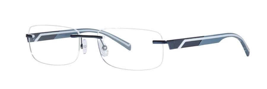 Timex T260 Navy Eyeglasses Size55-17-140.00
