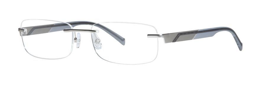 Timex T260 Silver Eyeglasses Size55-17-140.00