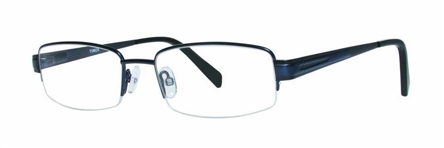 Timex T268 Navy Eyeglasses Size53-18-140.00