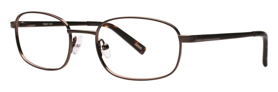 Timex T273 Brown Eyeglasses Size53-19-140.00