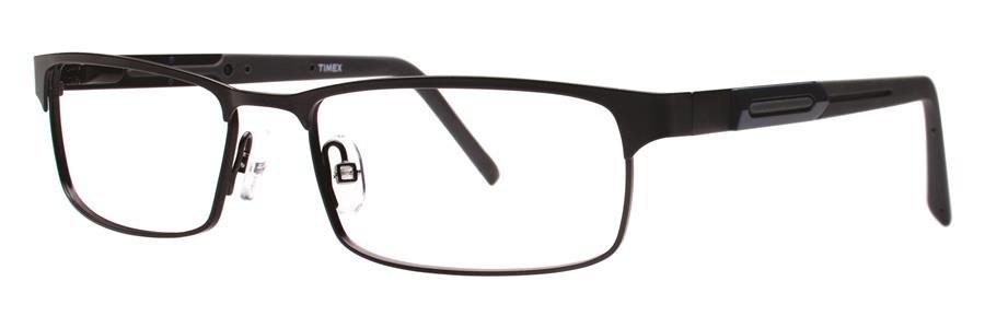 Timex T275 Black Eyeglasses Size55-17-145.00