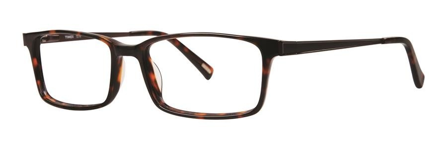 Timex T276 Tortoise Eyeglasses Size52-16-135.00