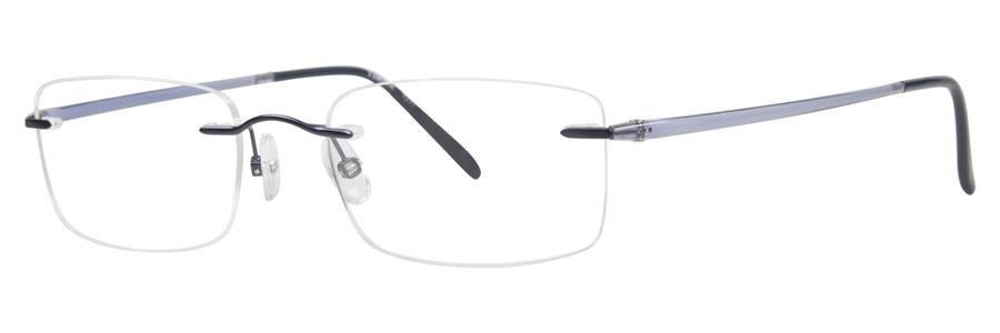 Timex T277 Blue Eyeglasses Size54-19-145.00