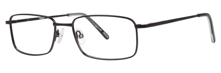 Timex T279 Black Eyeglasses Size55-17-142.00