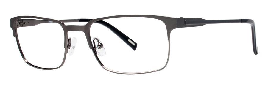 Timex T280 Gunmetal Eyeglasses Size52-18-140.00