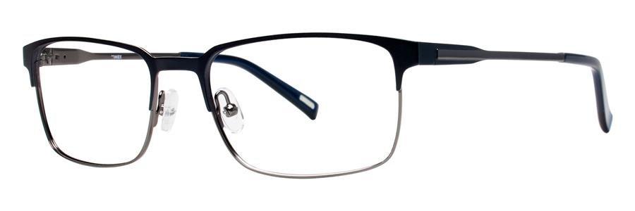 Timex T280 Navy Eyeglasses Size52-18-140.00