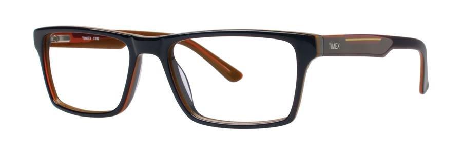 Timex T282 Navy Eyeglasses Size54-17-145.00