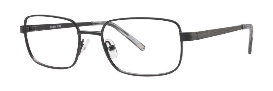 Timex T284 Black Eyeglasses Size52-17-140.00