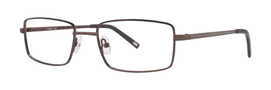Timex T285 Brown Eyeglasses Size53-18-140.00
