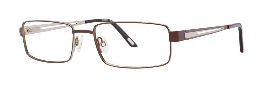 Timex T286 Brown Eyeglasses Size55-17-145.00