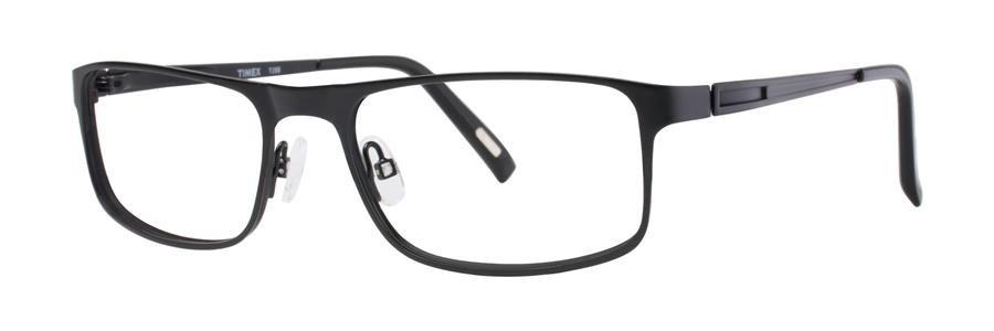 Timex T288 Black Eyeglasses Size54-18-140.00