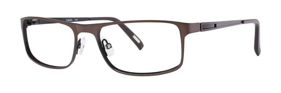 Timex T288 Brown Eyeglasses Size56-18-145.00