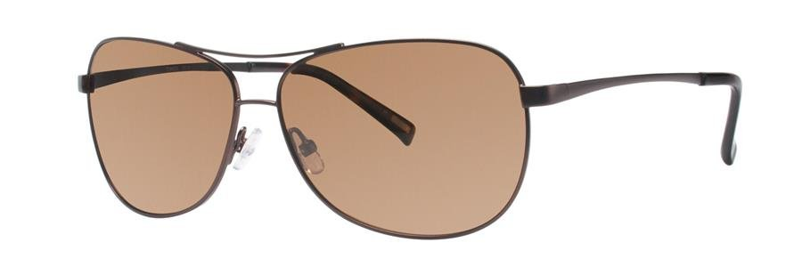 Timex T914 Brushed Brown Sunglasses Size61-13-135.00