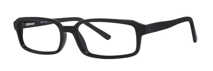 Gallery TAYE Black Eyeglasses Size52-17-136.00