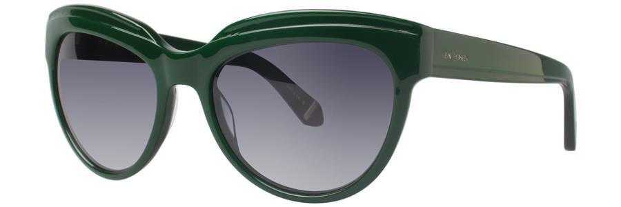 Zac Posen TENNILLE Jade Sunglasses Size56--