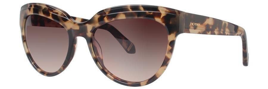 Zac Posen TENNILLE Tortoise Sunglasses Size56-18-135.00