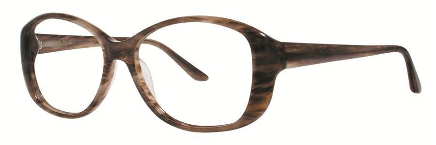 Vera Wang TESS Mushroom Tortoise Eyeglasses Size53-15-140.00