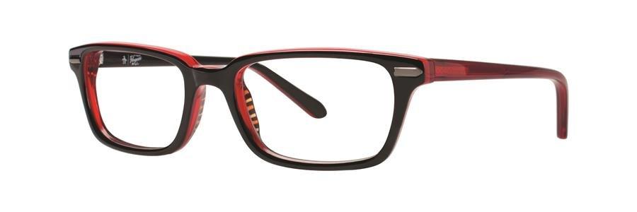 Original Penguin Eye THE BAKER JR Black Eyeglasses Size46-16-125.00