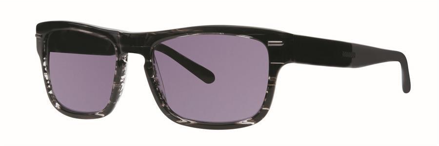 Original Penguin Eye THE BRADDOCK Black Sunglasses Size57-19-140.00