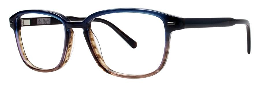 Original Penguin Eye THE BUCKLEY Mazarine Blue Eyeglasses Size54-18-145.00