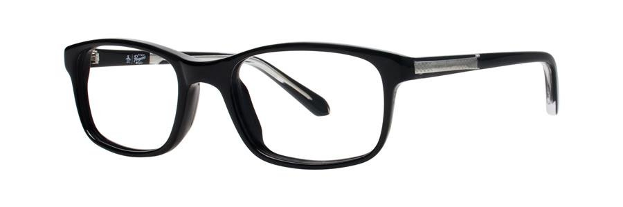 Original Penguin Eye THE CARMICHAEL JR Black Eyeglasses Size45-17-125.00