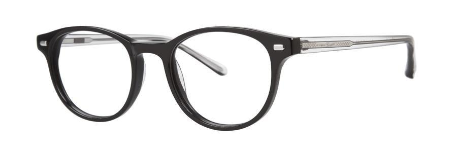 Original Penguin Eye THE CHARLTON Black Eyeglasses Size48-19-145.00
