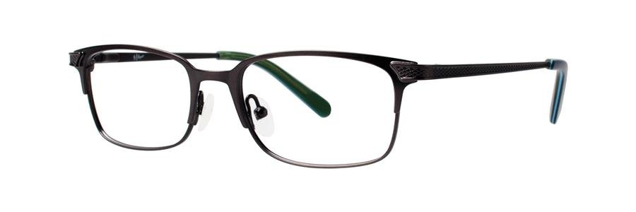 Original Penguin Eye THE CHESTER JR Gunmetal Eyeglasses Size45-16-130.00