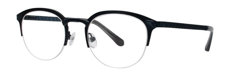 Original Penguin Eye THE CLEVE Vintage Indigo Eyeglasses Size48-20-145.00
